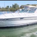 1994 Maxum 3200 SCR