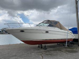2001 Sea Ray 29 Amberjack